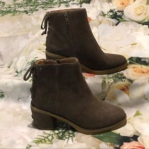 UGG Corinne Suede ankle boots